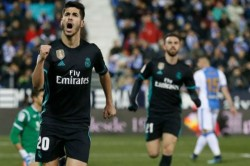 Real Madrid Beats Leganes In Kings Cup Match