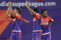 Pune City Beats Atk In Isl Match