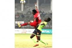 Churchill Brothers Beat Gokulam Fc In I League