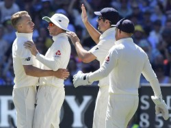 Ashes Last Test In Sidney From January