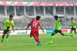 First Goal Of Gokulam Fc In Ileague