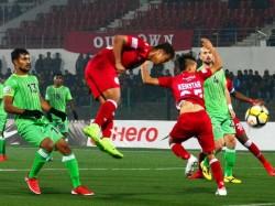 Neroca Beats Indian Arrows In I League Football
