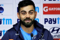 Kohli Fined 25 Of Match Fee For Breaching Icc Code Of Conduct