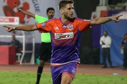 Pune City Beats Jamshedpur Fc In Isl Match