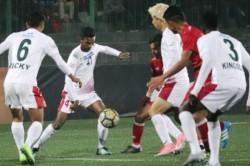 Mohan Bagan Beats Lajong In I League