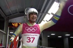 Luger Shiva Keshavan Ends Career With 34th Place Finish In Winter Olympics