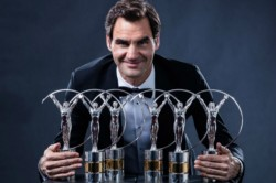 Federer Wins Sportsman And Comeback Of The Year At Laureus Awards