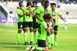 Gokulam Fc East Bengal Match In Calicut