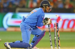 Dhoni Becomes First Indian Wicketkeeper To Effect 400 Dismissals
