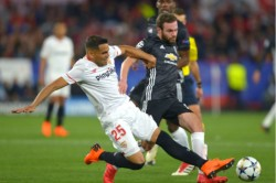 Manchester United Draws With Sevilla In Champions League
