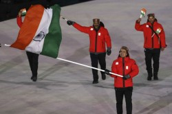 Five Medals On Offer In Winter Olympics First Day