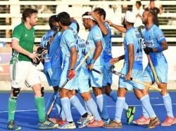 India Beaten By Ireland In Last Pool Match