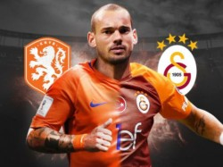 Sneijder Calls Time On Dutch Career