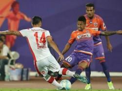 Bengaluru Pune City First Leg Semi Final In Isl