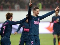 Arsenl Atletico Madrid Reaches Europa League Quarter Final