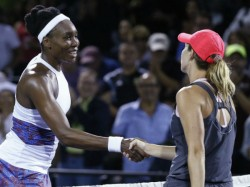 Venus Stunned By Qualifier Collins In Quarter Final
