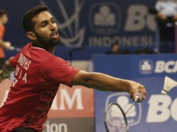 Prannoy Campaign Ends In Agony At All England Badminton