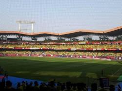 India West Indies Match In Kochi