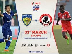 Chennaiyin Fc Take Aizawl In Indian Super Cup First Pre Quarter Match
