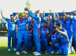 Afganistan Beats West Indies To Win World Cup Qualifying Tournament