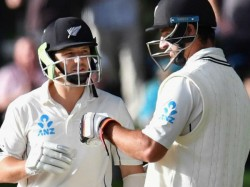 Newzealand England Last Test Second Day