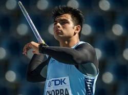 Neeraj Chopra Sets New Record In National Athletics Meet