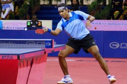 Sharath Kamal Aims For Another Gold