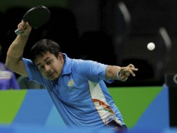 Soummyajit Ghosh Suspended By Table Tennis Federation