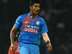 Sundar Finds Tranquility In Madcap T20 Setting