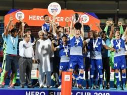 Bengaluru Win Super Cup
