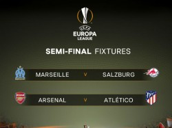 Real Madrid Face Bayern Liverpool Face Roma In Semi Final