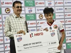 Shillong Lajong Beats Pune City In Indian Super Cup