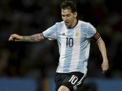 Messi Hattrick Barcelona Beat Deportivo La Coruna