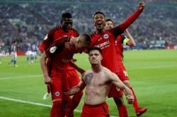 Frankfurt Edges Schalke Sets Up German Cup Final