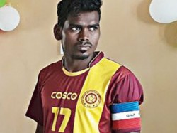 Superstition Led To Jiten Murmu Donning The Goalkeeping Gloves Says Coach