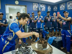 Master Blaster Sachin Celebrates 45th Birthdaty