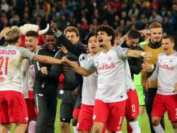 Arsenal Atletico Madrid Reaches Europa League Football Semi Final