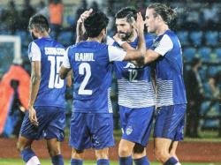 Bengaluru Fc Beats Aizawl Fc In Afc Cup Match