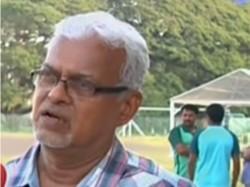 Former Indian Athlete Tony Daniel