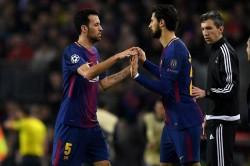 Barcelona Won Real Spanish League