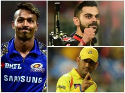 Highest Paid Players In Indian Premier League