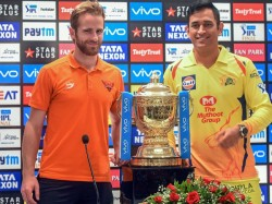 Chennai Super Kings Vs Sunrisers Hyderabad Ipl Final