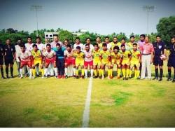 Kerala Blasters Beat Sports Academy Tirur