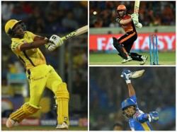 Top Five Batting Perfomances In This Seasons Ipl