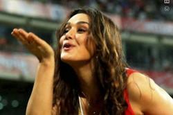 I Am A Big Ms Dhoni Fan Preity Zinta