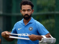 Rahane May Lead India Against Afganistan