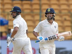 Bangalore Test Afghanistan Fight Back