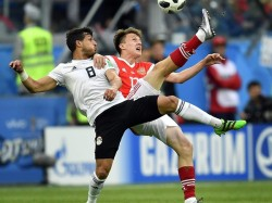 World Cup Russia Egypt Match Review