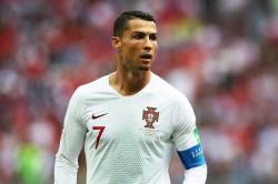Donald Trumps Joke On Cristiano Ronaldo