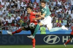 Germany Crash Out Of World Cup Group Stage